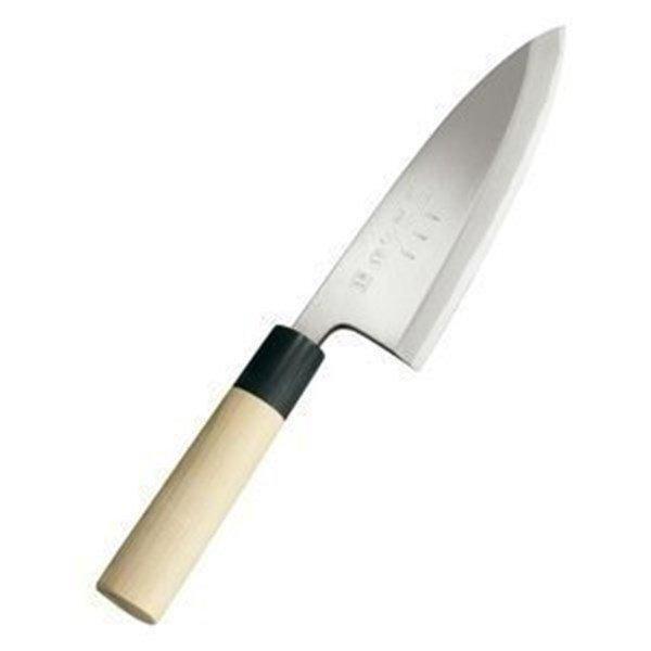 包丁 貝印 関孫六 金寿 本鋼 和包丁 出刃165mm 000AK5217 (B)|takuhaibin