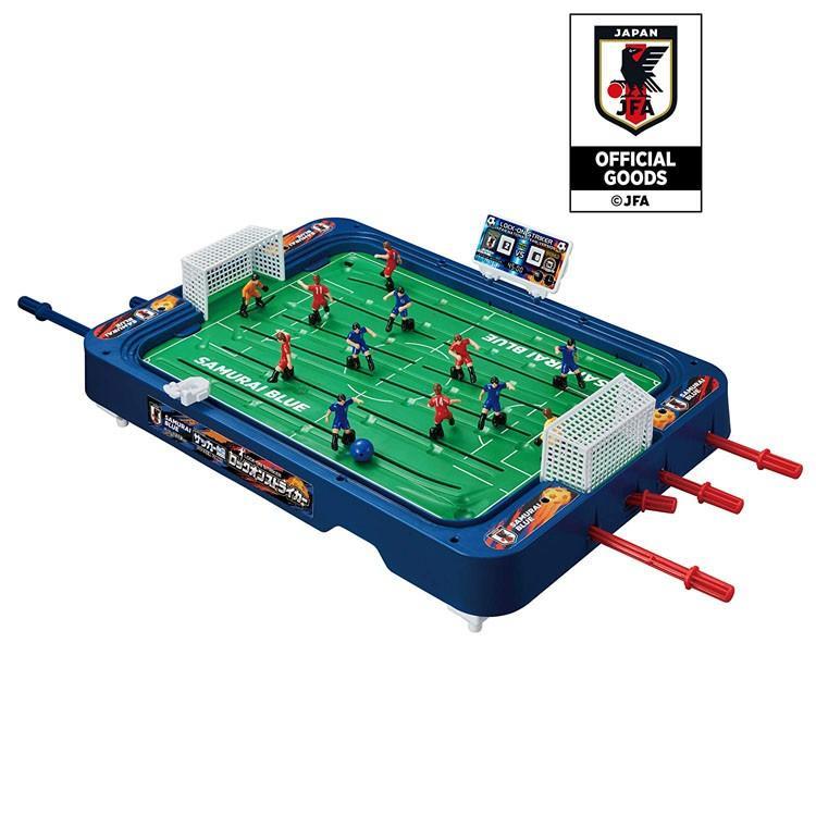 サッカー盤 ロックオンストライカー サッカー日本代表Ver. エポック社 (TC)