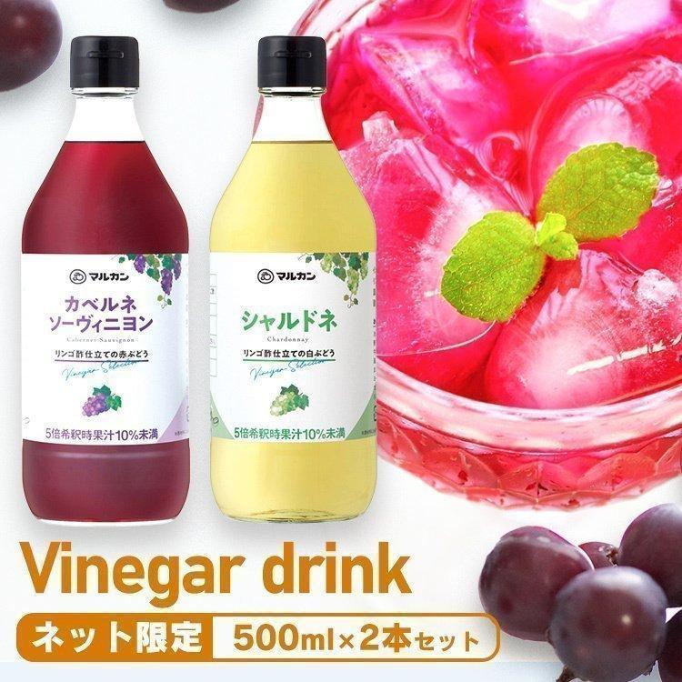 当店一番人気 飲むお酢 人気の製品 ビネガードリンク 2本 500ml×2 お酢 送料無料