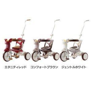 三輪車 ☆正規品新品未使用品 おもちゃ iimo TRICYCLE D 大好評です イーモトライシクルナンバー02 #02