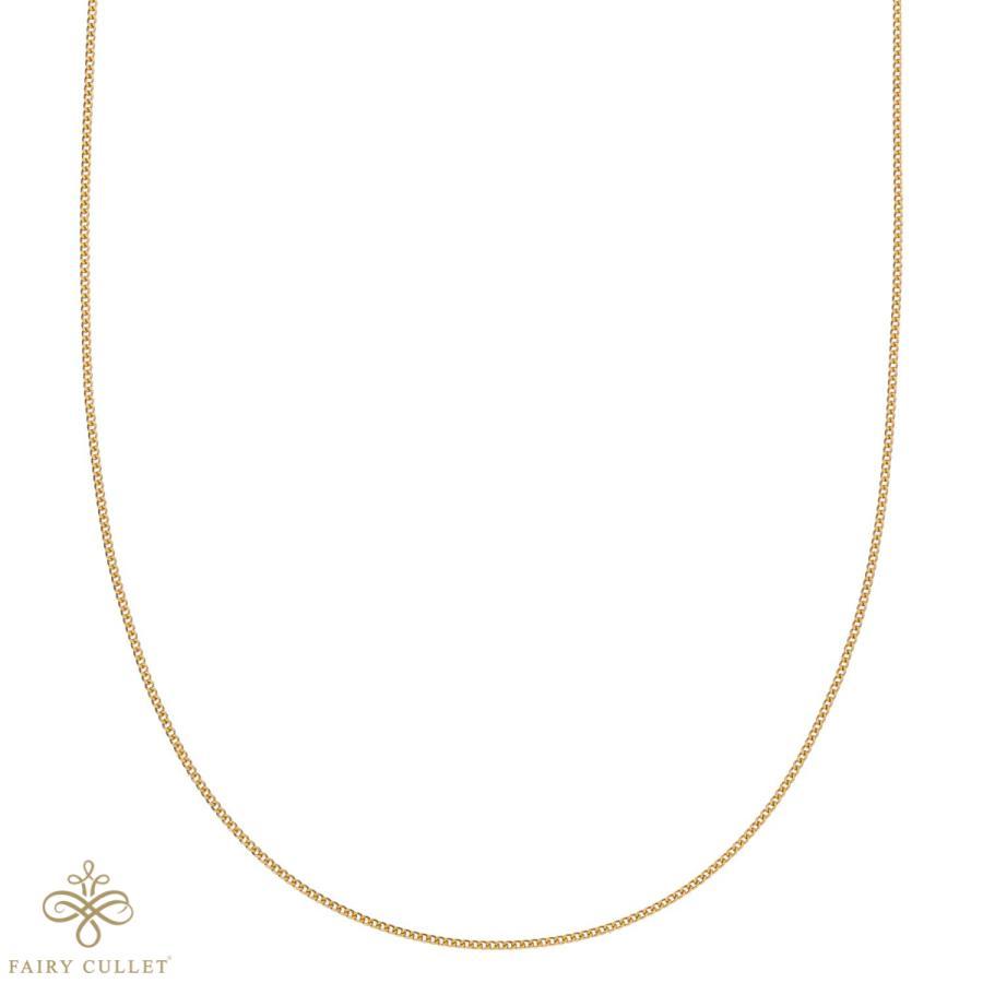 24金ネックレス K24 2面喜平チェーン 日本製 純金 検定印 約1.7g 42cm 引き輪 takumi-shopping 02