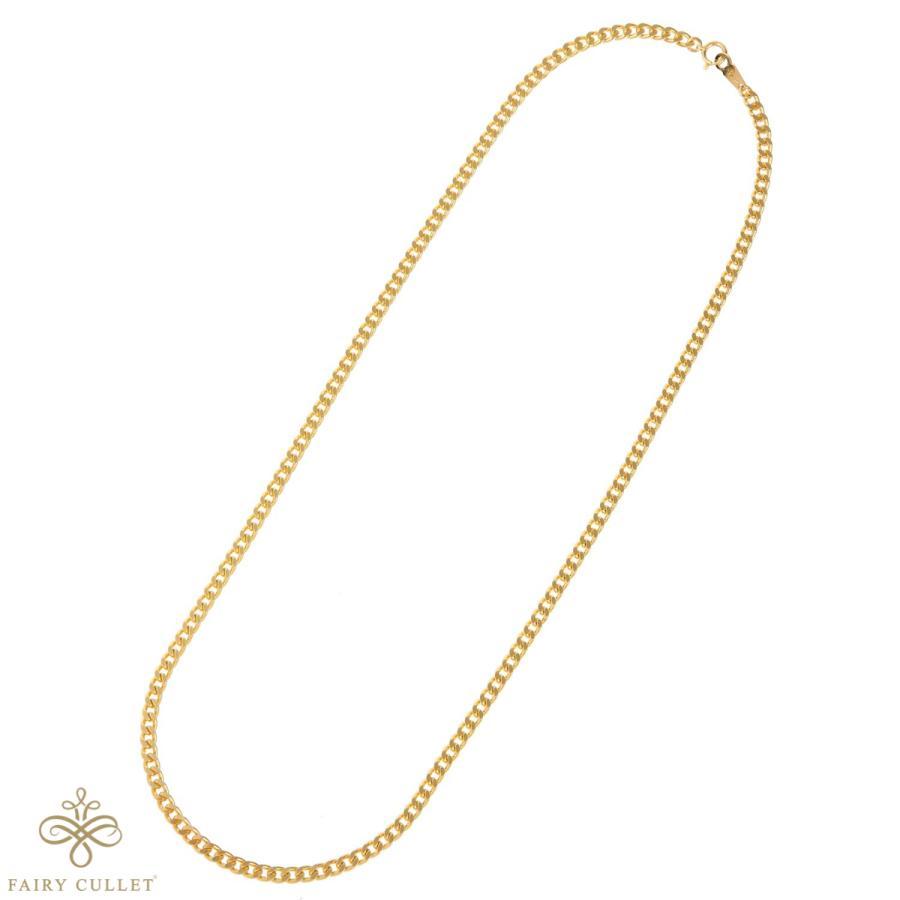 24金ネックレス K24 2面喜平チェーン 日本製 純金 検定印 30g 50cm 引き輪|takumi-shopping|02