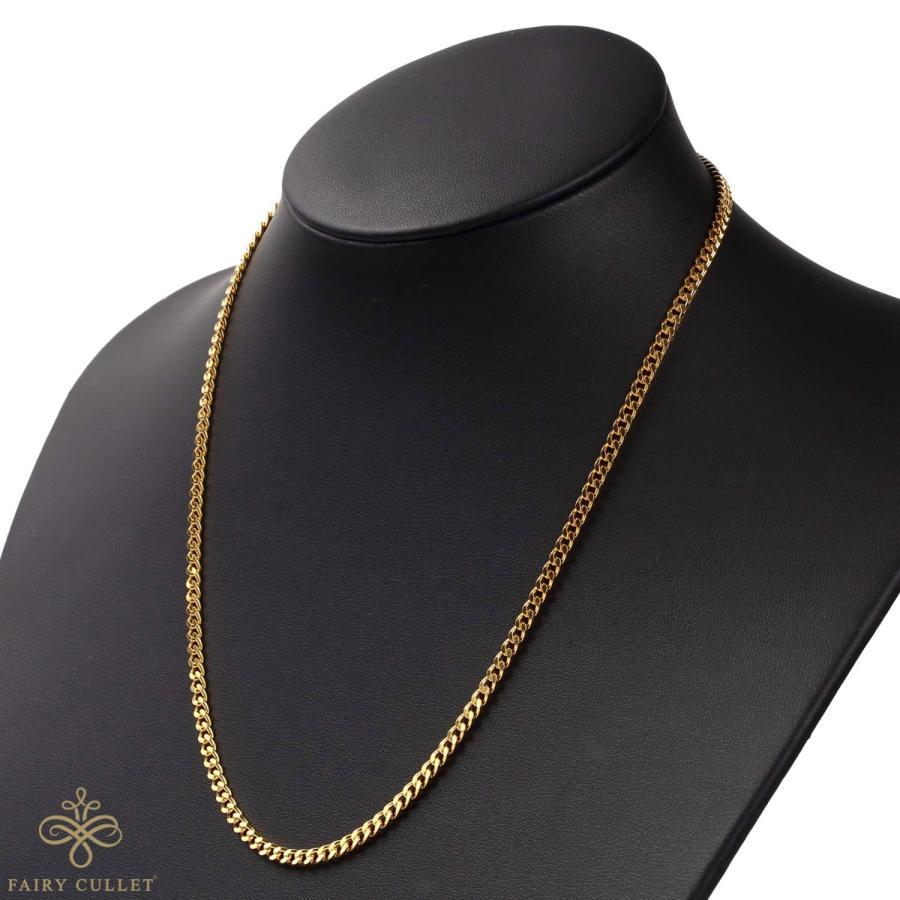 24金ネックレス K24 2面喜平チェーン 日本製 純金 検定印 30g 50cm 引き輪|takumi-shopping|05