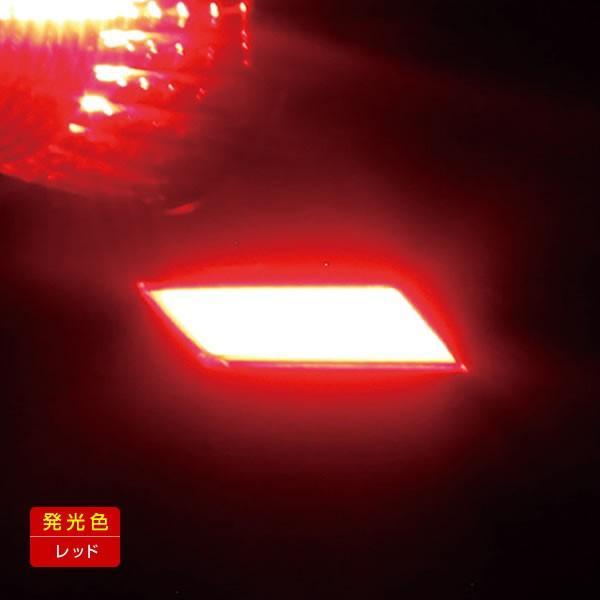 YAC 閃光LEDダウンライト 全6色・イエロー・アンバー・レッド・グリーン・ブルー・ホワイト LED ダウンライト トラック・カー用品 takumikikaku 06