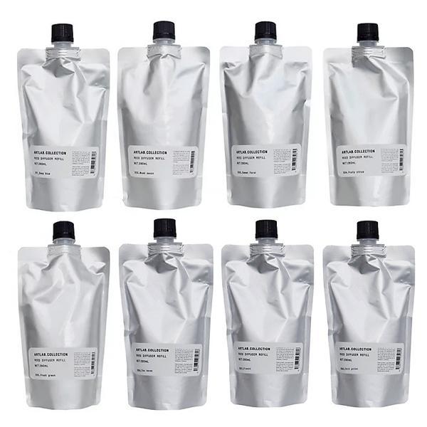 アートラボ コレクション リードディフューザー レフィル ALRR-001-008 ART 大人気 LAB 詰め替え 限定価格セール 芳香剤