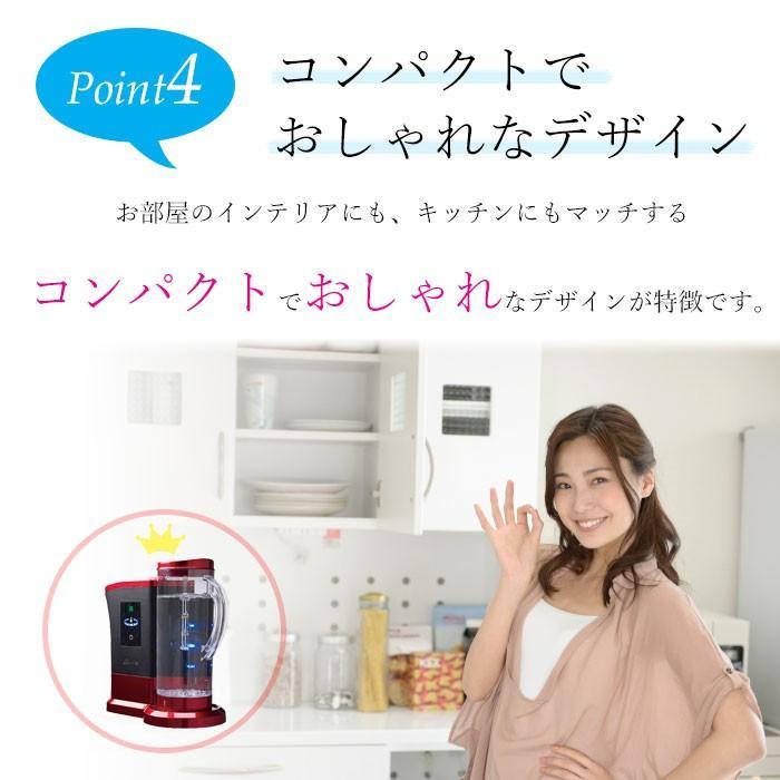 水素吸入器 家庭用 50%OFF 水素水 サーバー 水素水生成器 ルルドプレミアム 送料無料|takumiyshop|11