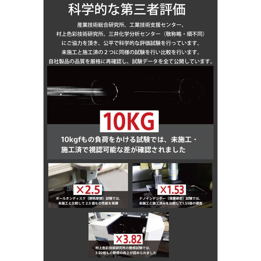 LEO COAT for Motorcycles バイク用 レオコート スーパー ガラスコーティング セット プロ仕様 送料無料|takumiyshop|08