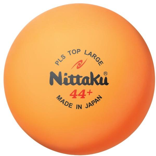 Nittaku ニッタク add0155 プラトップラージボール NB-1074(10ダース)