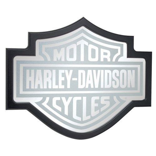 【HARLEY-DAVIDSON】ハーレーダビッドソン BAR & & SHIELD ミラー HDL-15210