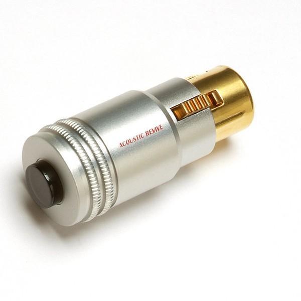 ACOUSTIC REVIVE 毎日がバーゲンセール 輸入 XLRターミネーター RET-XLR アコースティックリバイブ 1個 その他オーディオ機器アクセサリー