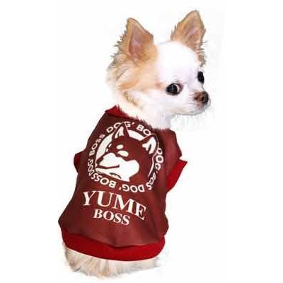 犬 服 ペットウェア 名入れ 秋冬 ホット パロディ おもしろい チワワ ダックス トイプードル 名前入り ワンコーヒーボス 3D tambedy 14