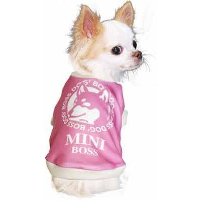 犬 服 ペットウェア 名入れ 秋冬 ホット パロディ おもしろい チワワ ダックス トイプードル 名前入り ワンコーヒーボス 3D tambedy 15