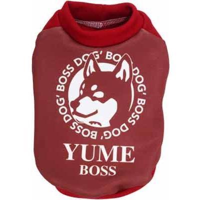 犬 服 ペットウェア 名入れ 秋冬 ホット パロディ おもしろい チワワ ダックス トイプードル 名前入り ワンコーヒーボス 3D tambedy 08