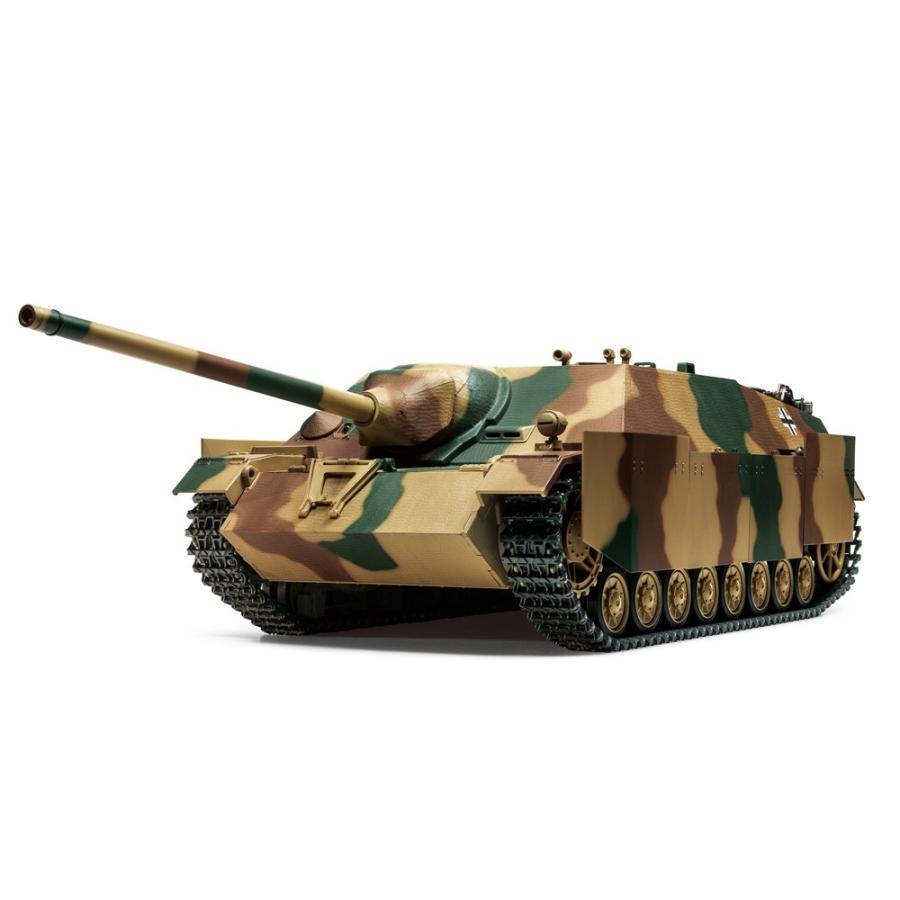 タミヤ(56038)1/16RC IV号駆逐戦車 ラング フルオペレーション(プロポ付)
