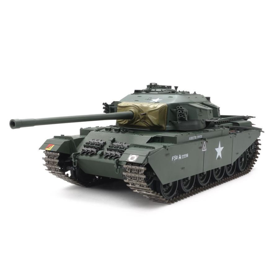 タミヤ(56604)1/25RC イギリス戦車 センチュリオンMk.III (専用プロポ付き)