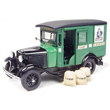タミヤ(D0001)1931年 U.S.メールトラック