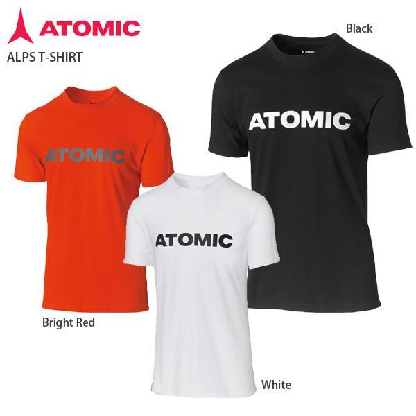 ATOMIC〔アトミック Tシャツ〕 セール 2020 人気ブランド T-SHIRT ALPS