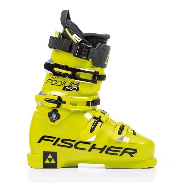 FISCHER〔フィッシャー スキーブーツ〕<2019>RC4 PODIUM 150〔黄/黄〕 旧モデル 型落ち メンズ 【TNPD】