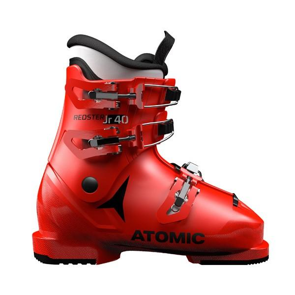 19-20 NEWモデル ATOMIC〔アトミック ジュニア キッズ スキーブーツ〕<2020>赤STER JR 40〔赤/黒〕 新作 最新