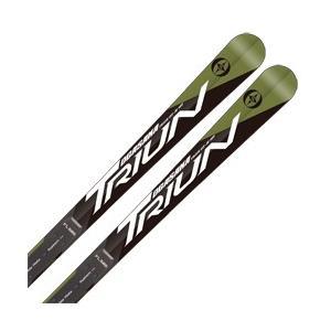 OGASAKA〔オガサカ スキー板〕<2018>TRIUN〔トライアン〕GS-M + FL585【板とプレートのみ】〔SA〕