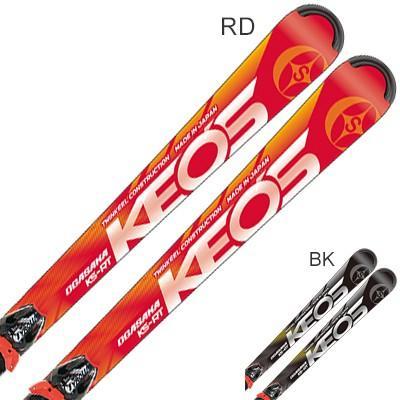 19-20 OGASAKA〔オガサカ スキー板〕<2020>KEO'S〔ケオッズ〕KS-RT + PRD 12 GW 金具付き・取付無料