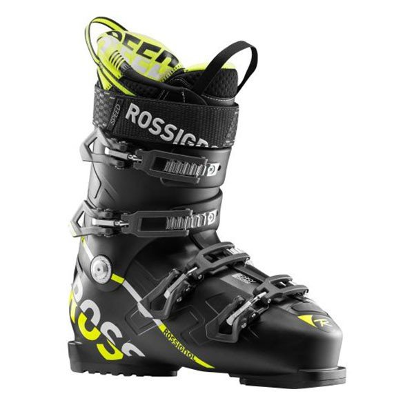 ROSSIGNOL〔ロシニョール スキーブーツ〕<2019>SPEED 100〔スピード 100〕 黒/黄 旧モデル 型落ち メンズ レディース