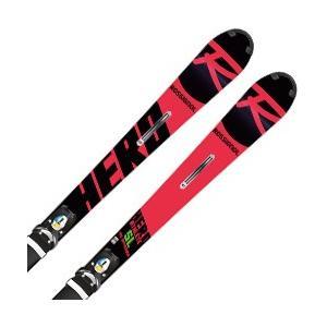 19-20 NEWモデル ROSSIGNOL〔ロシニョール スキー板〕<2020>HERO ATHLETE FIS SL 150 R22 + SPX 12 ROCKERFLEX 黒 Icon 金具付き 取付送料無料〔SA〕