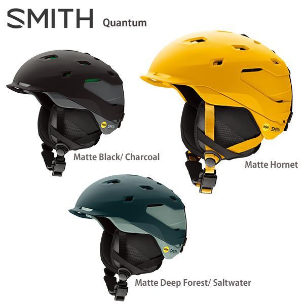 19-20 SMITH〔スミス スキーヘルメット〕<2020>Quantum Mips〔クウォンタム〕 送料無料