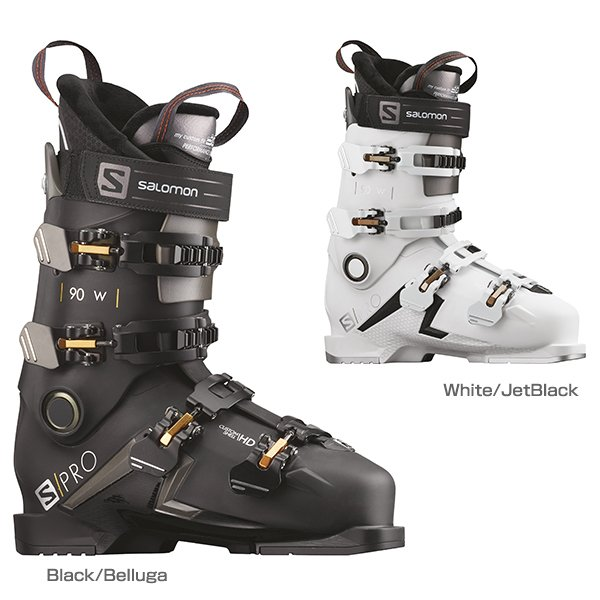 19-20 SALOMON〔サロモン レディース スキーブーツ〕<2020>S/PRO 90 W 新作 最新 レディース