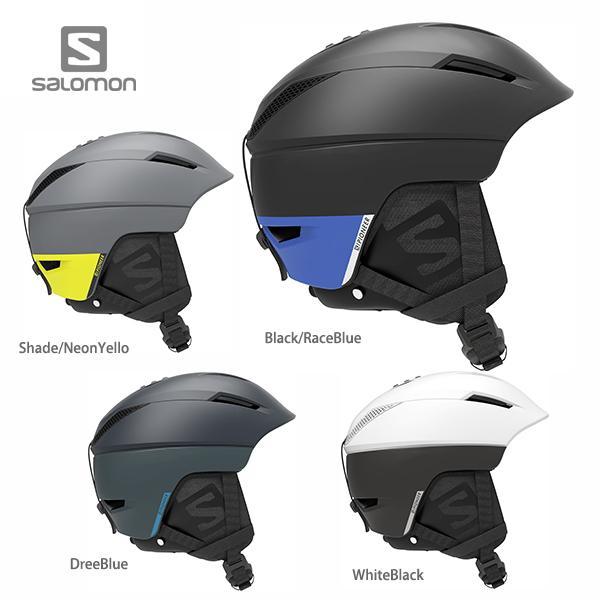 19-20 SALOMON〔サロモン スキーヘルメット〕<2020>PIONEER C.AIR