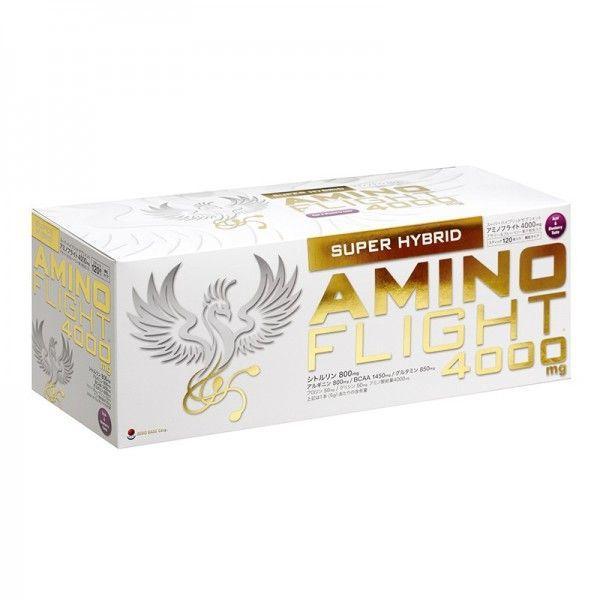 品質検査済 アミノフライト AMINO FLIGHT アミノ酸4000mg120本入 アサイー ブルーベリー風味 顆粒タイプ シトルリン配合 一部予約 スポーツサプリメント アルギニン BCAA