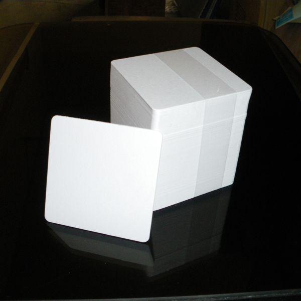 紙コースター白無地角型100枚 1.0mm|tanaka-match
