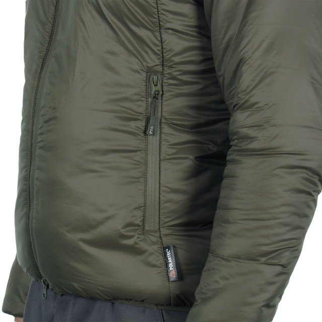 """P1g FIELD INSULATED JACKED """"URSUS """" (POLARTEC POWER-FILL) tands 07"""
