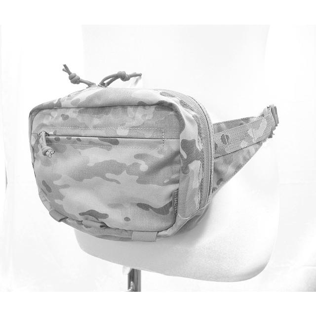 UTACTIC Waist Medium Bag tands 03