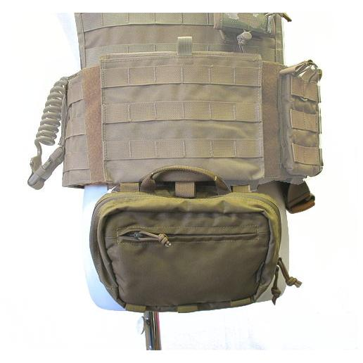 UTACTIC Waist Medium Bag tands 07
