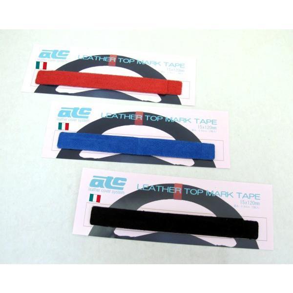 ITALIA SUEDEレザートップマークテープ(ITALIA SUEDEleather top mark tape)|tandtshop-ink|02
