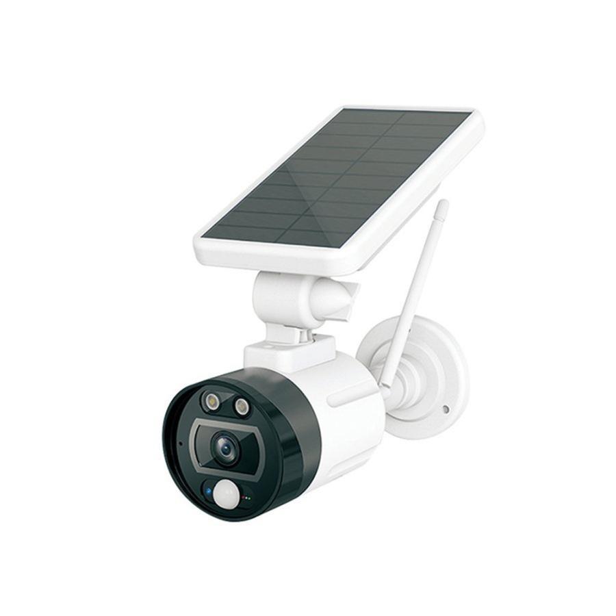 激安セール 防犯カメラ 2020新作 265万画素 ソーラー充電 電源不要 正規逆輸入品 屋外 防水 日本語アプリ 人感録画 監視カメラ ネットワーク ワイヤレス 在庫あり WIFI
