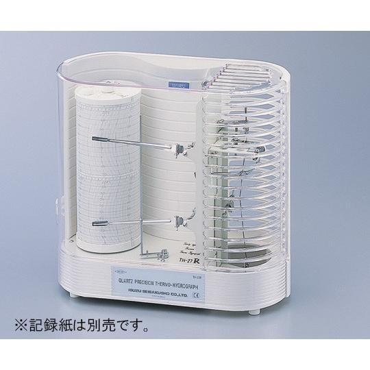 アズワン(AS ONE) 精密自記温湿度計 TH−27R(1-8327-01)