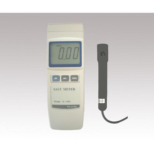 アズワン(AS ONE) デジタル塩分濃度計 YK−31SA(1-6556-01)