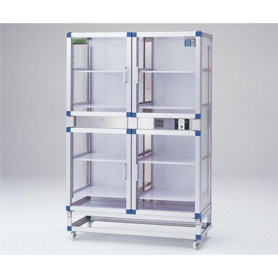 アズワン(AS ONE) オートドライデシケーターFN 1152×524×1770mm 強化プラスチック棚板(1-5503-43)