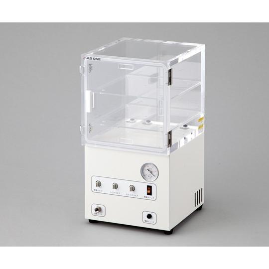 アズワン(AS ONE) ポンプ内蔵真空デシケーター 300×322×570mm(1-7546-12)