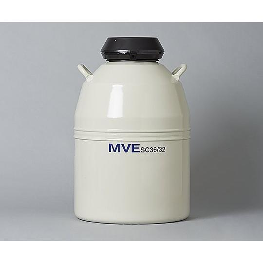 アズワン(AS ONE) 液体窒素保存容器 SC36/32(2-5894-04)