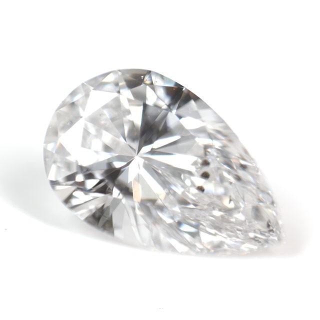 【最安値】 ダイヤモンド ルース 0.255ct Dカラー SI1 ペアシェイプ ダイヤモンド タイプ2-a型, デイジードッグ:bcddd507 --- airmodconsu.dominiotemporario.com