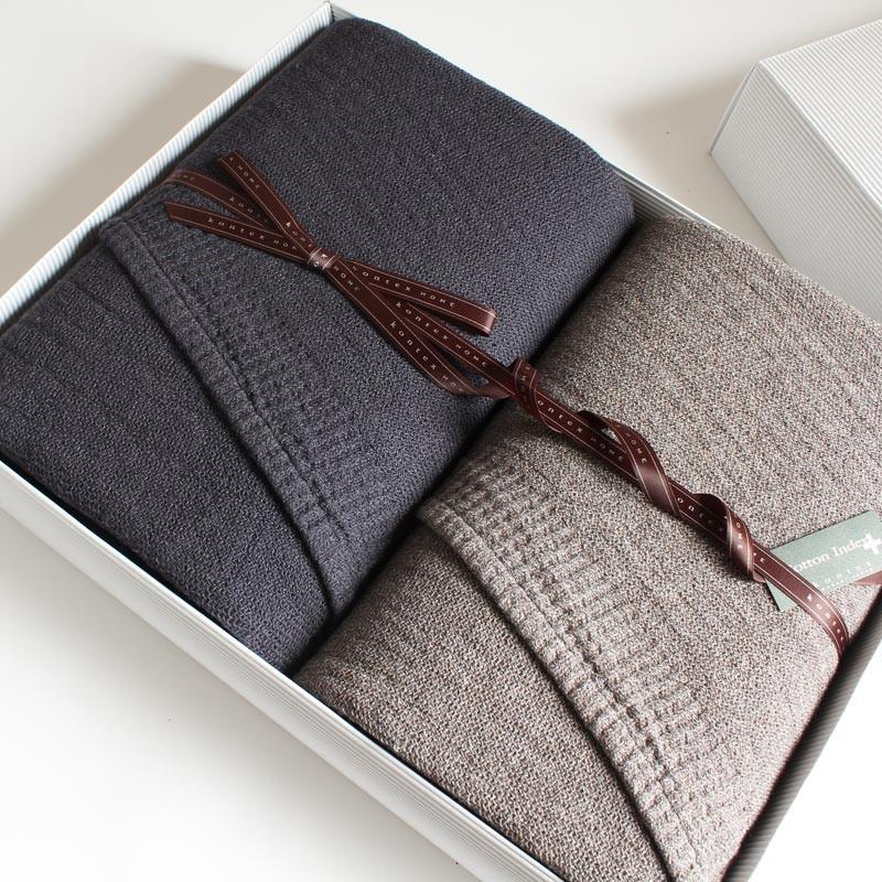 今治タオル コンテックス ラーナ ギフトセット Imabari Towel Kontex Lana GiftSet Size XL2枚 tanokichi