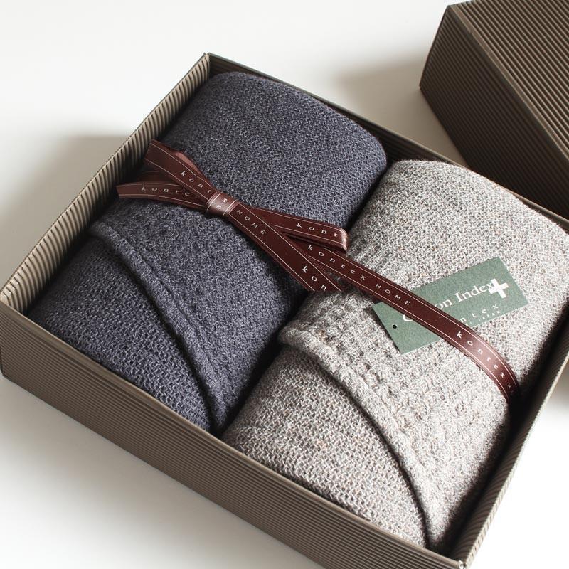 今治タオル コンテックス ラーナ ギフトセット Imabari Towel Kontex Lana GiftSet Size M2枚 tanokichi 02