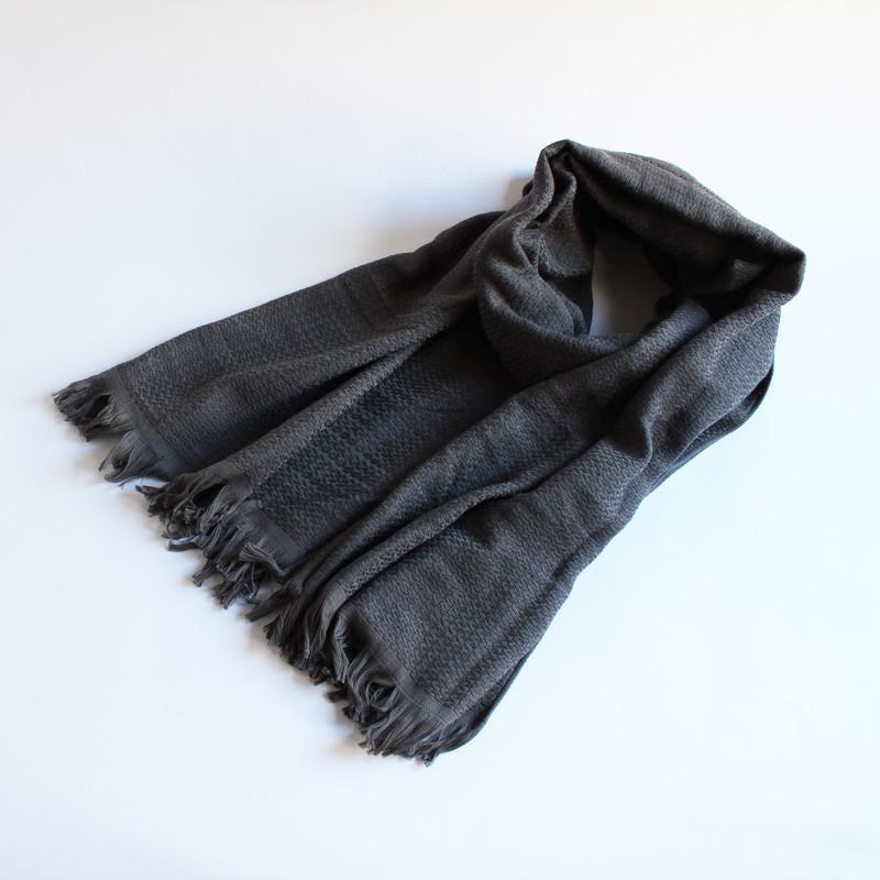 今治タオル タオル ストール なみ Imabari Towel Towel Stole Nami グレー tanokichi