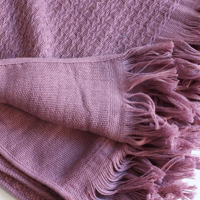 今治タオル タオル ストール なみ Imabari Towel Towel Stole Nami ライトパープル tanokichi 02
