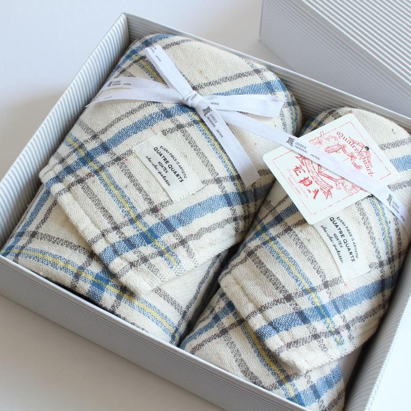 今治タオル コンテックス キャトルカール ギフトセット Imabari Towel Kontex Quatre Quarls GiftSet フェイスタオル1枚xゲストタオル1枚 tanokichi 02