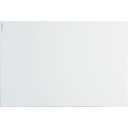 日学 メタルラインホワイトボード ML·320 1枚 (メーカー直送品)