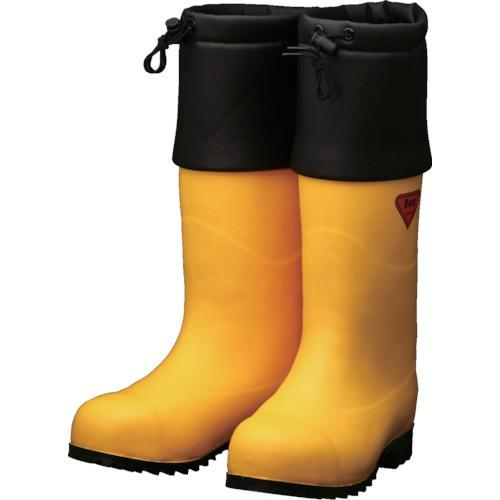 シバタ工業 防寒安全長靴 セーフティベアー #1001 白熊(イエロー) AC091−25.0 1足 (お取寄せ品) ぱーそなるたのめーる - 通販 - PayPayモール